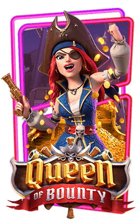 Queen Of Bounty เกมสล็อต ล่าค่าหัวราชินีโจรสลัด ทดลองเล่น