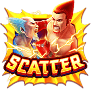 Scatter BoxingKing