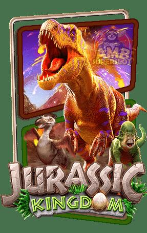 ปก Jurassic-Kingdom